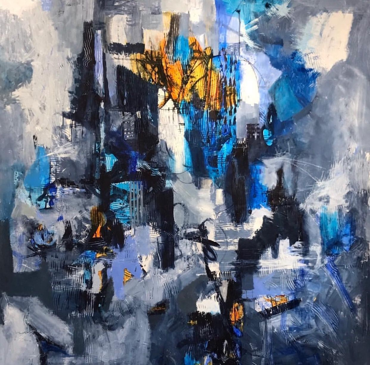 Cynthia Anne Brown In 2020 Abstract Art Painting Abstract Abstract Painting