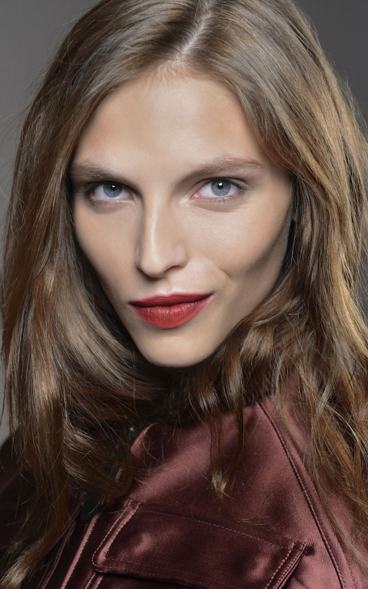 Burberry Beauty at the Spring/Summer 2013 show