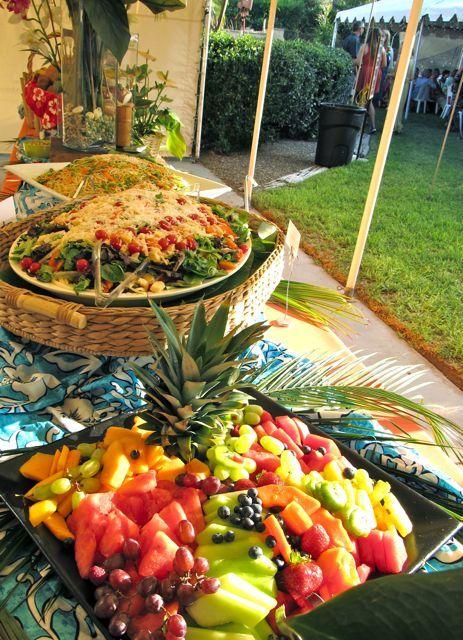 Fresh Ideas Catering Blog: appetizer | Backyard wedding ...