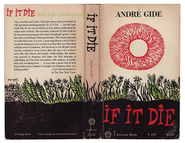 If it die book cover art book covers and cover art if it die book cover art by antonio frasconi fandeluxe Choice Image