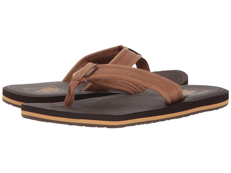 Vans - Nexpa Leather (brown/espresso
