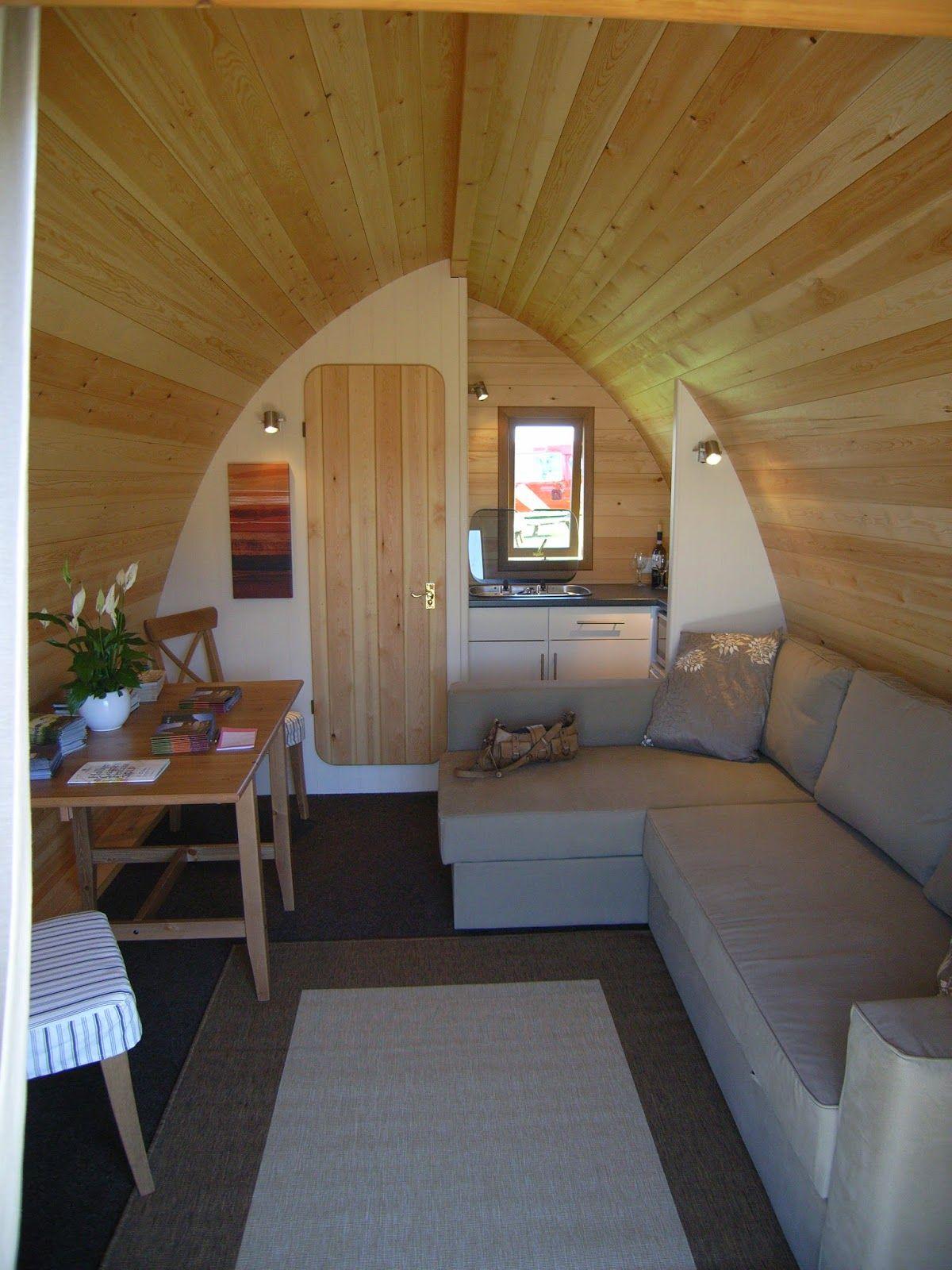 Interni Case Prefabbricate In Legno case prefabbricate in legno : il bungalow megapod® (con