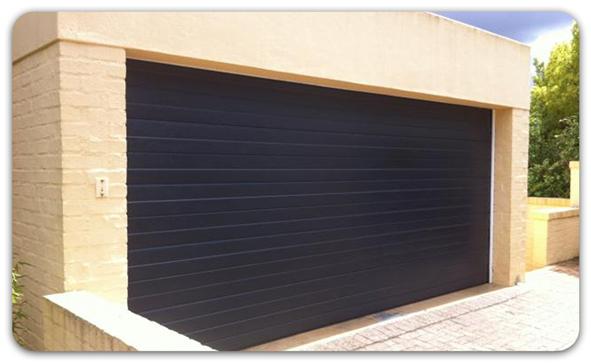 Brano Colour Steel Sectional Garage Doors 2 Doors Garage Doors For Sale