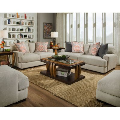 Laurel foundry modern farmhouse roxie living room collection