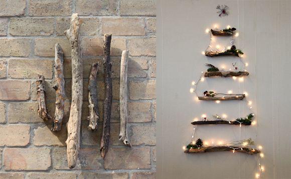 DIY Alternative Christmas Tree Christmas tree, Alternative and Blog