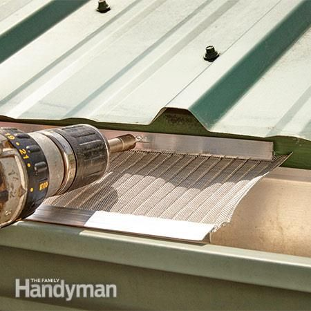 The Best Gutter Guards For Your Home Gutter Guard Gutters Diy Gutters