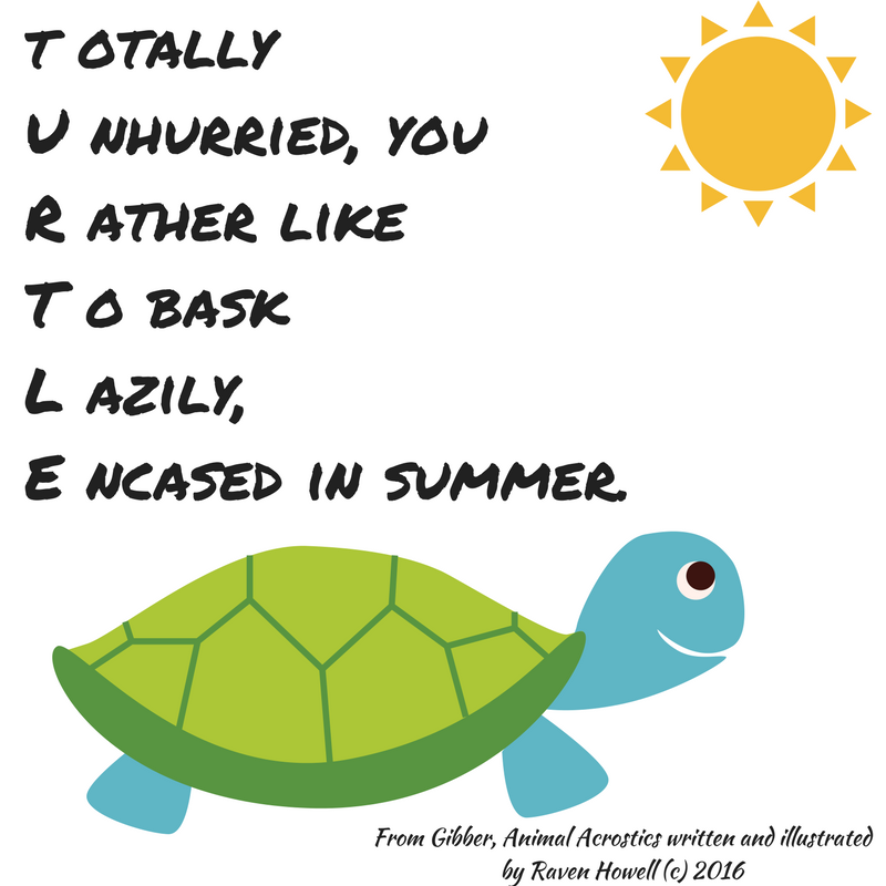 Acrostic Poems For Kids 6