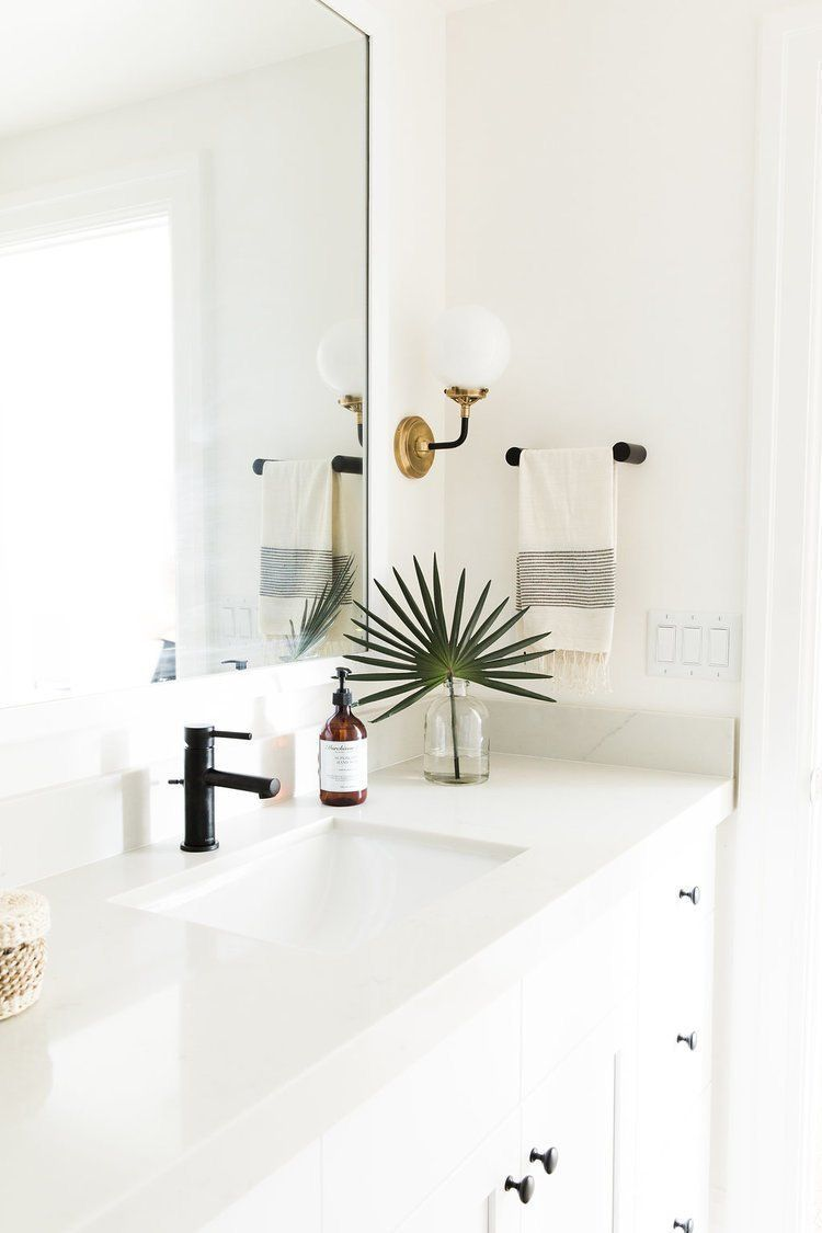 GroBartig #minimalism #bathroom #bathroomdecor