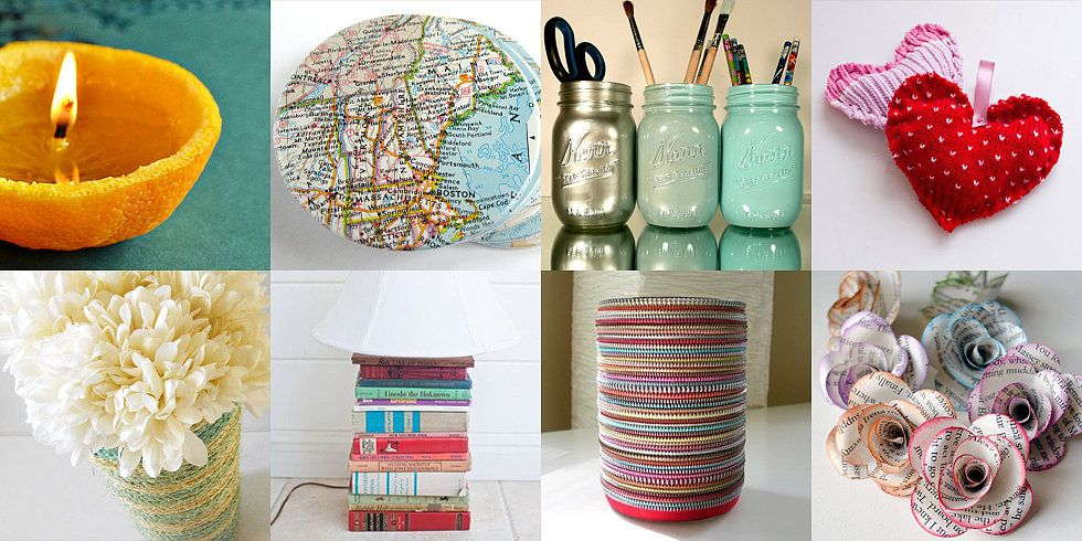 185 Upcycling Ideas That Will Turn Your Trash Into Treasures