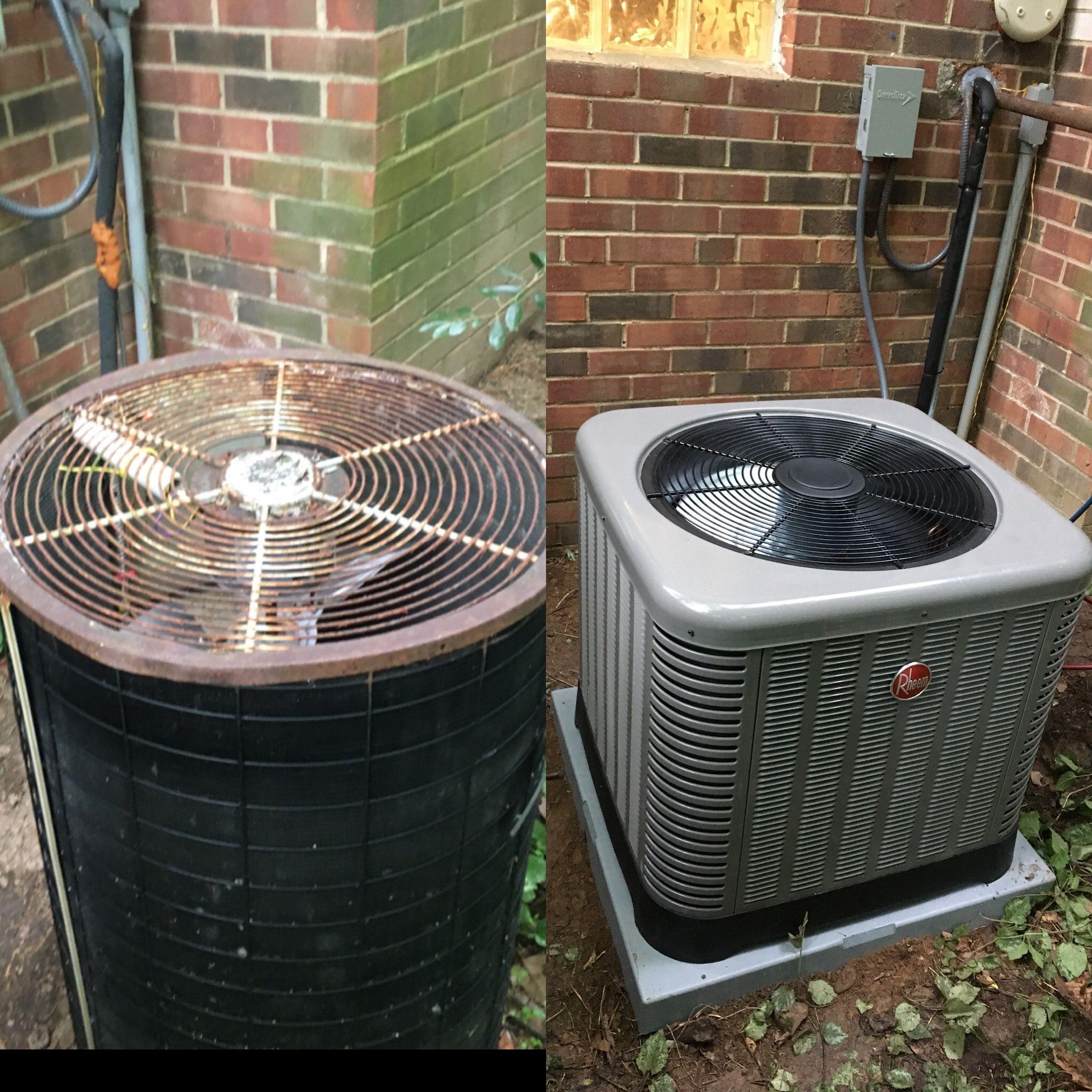 Oldtonew Cooling Hvac Airconditioning Comfort Akron Ohio J J