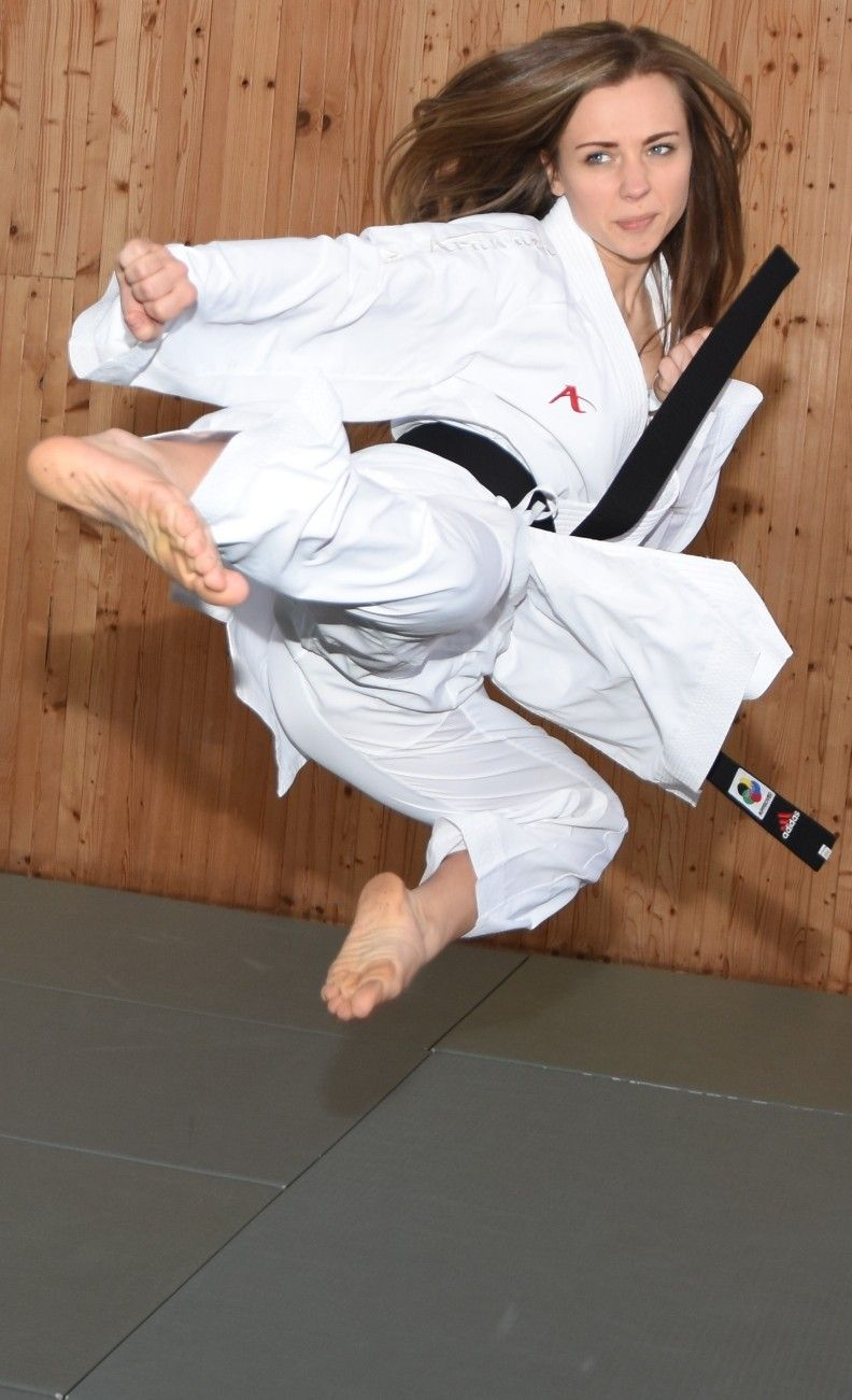 Pin On Emma Sexy Dangerous Karate Girl