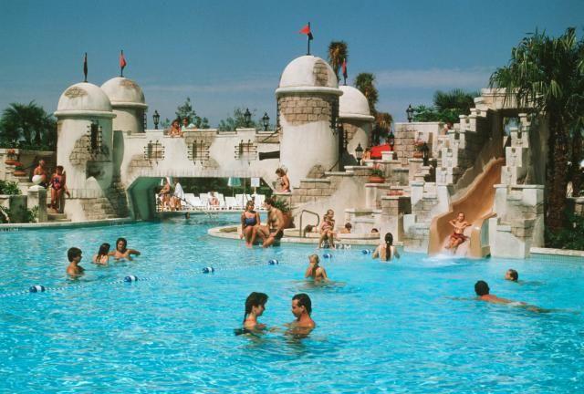 Pools At Disney World Resorts