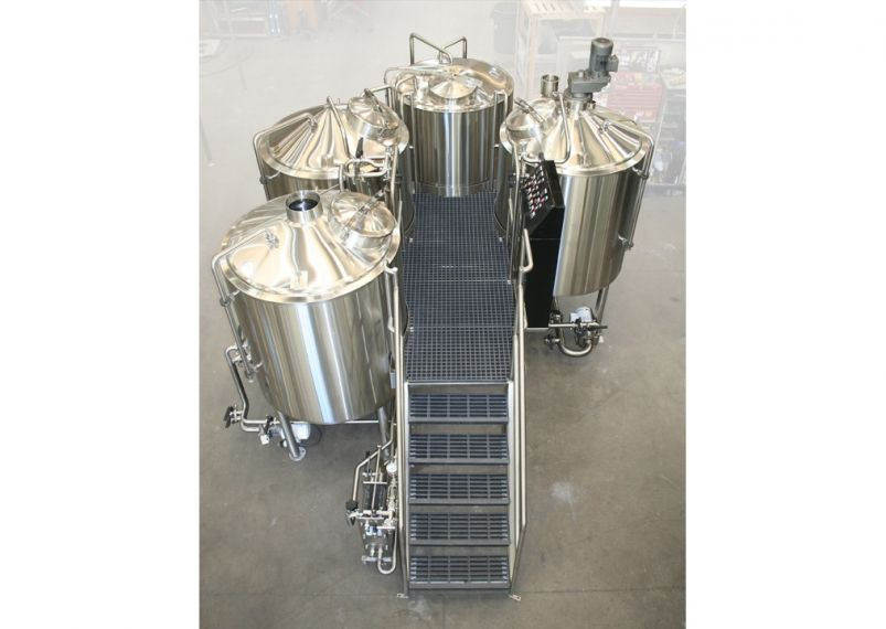 Jvnw 10 Bbl Micro Brewing Systems Stainless Steel Tanks Brewing 10 Things