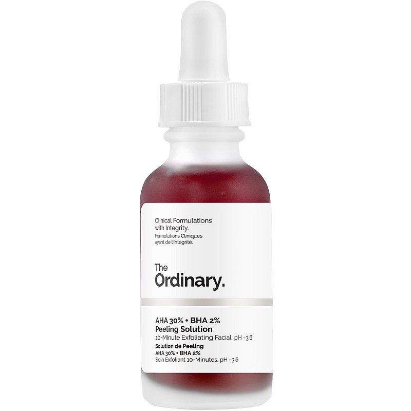 The Ordinary Aha 30 Bha 2 Peeling Solution In 2020 The Ordinary Aha 30 The Ordinary Peeling Solution The Ordinary Skincare Guide