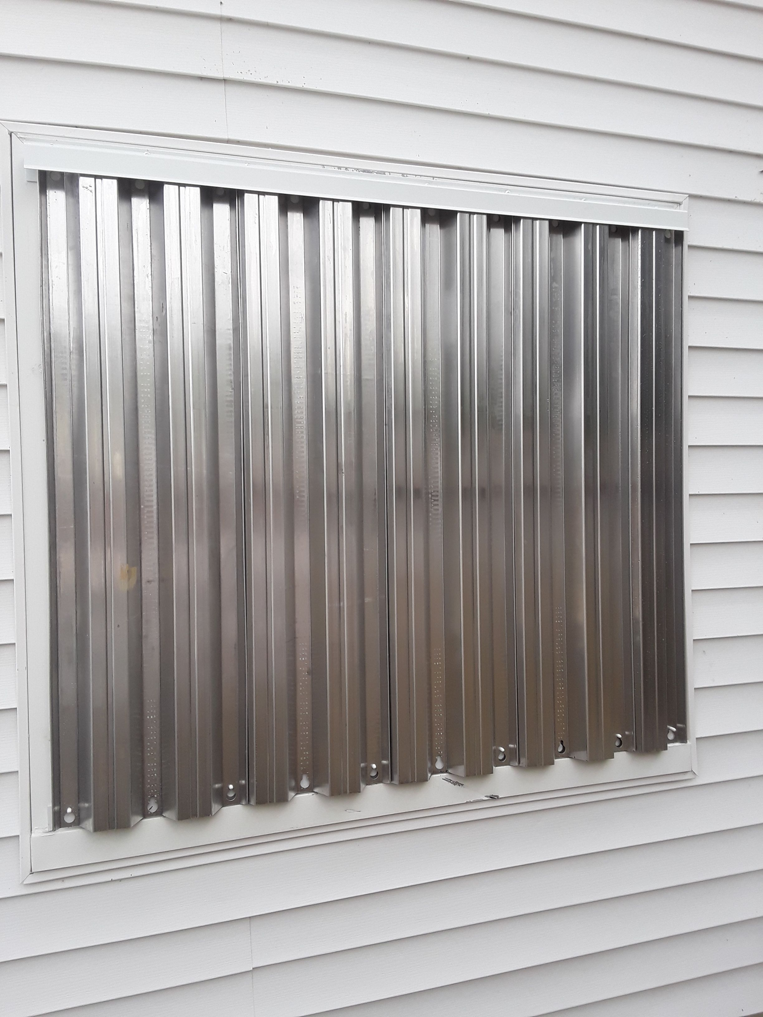 Storm Panels In Brevard County Fl Hurricane Shutters Get