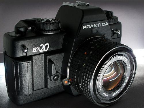 Praktica bx with prakticar f mm cameras and photos