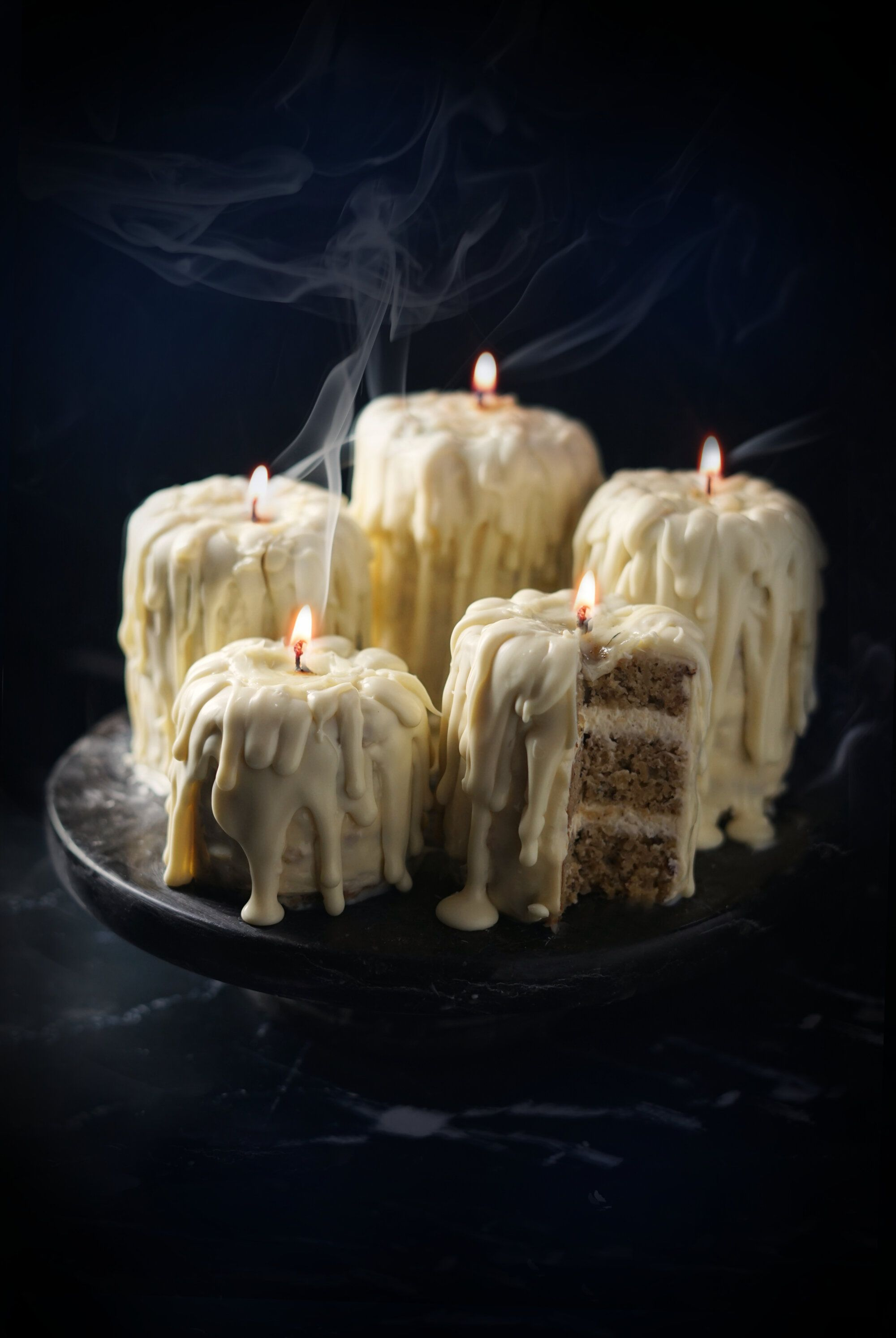 Photo of Beeswax-Infused Parsnip Candle Cakes: A Time For Illumination  — The Wondersmith
