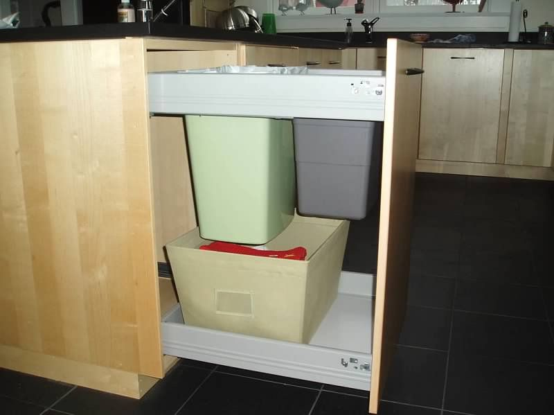 Cabinet Modification Was Converting A 21 Base Cabinet Into A