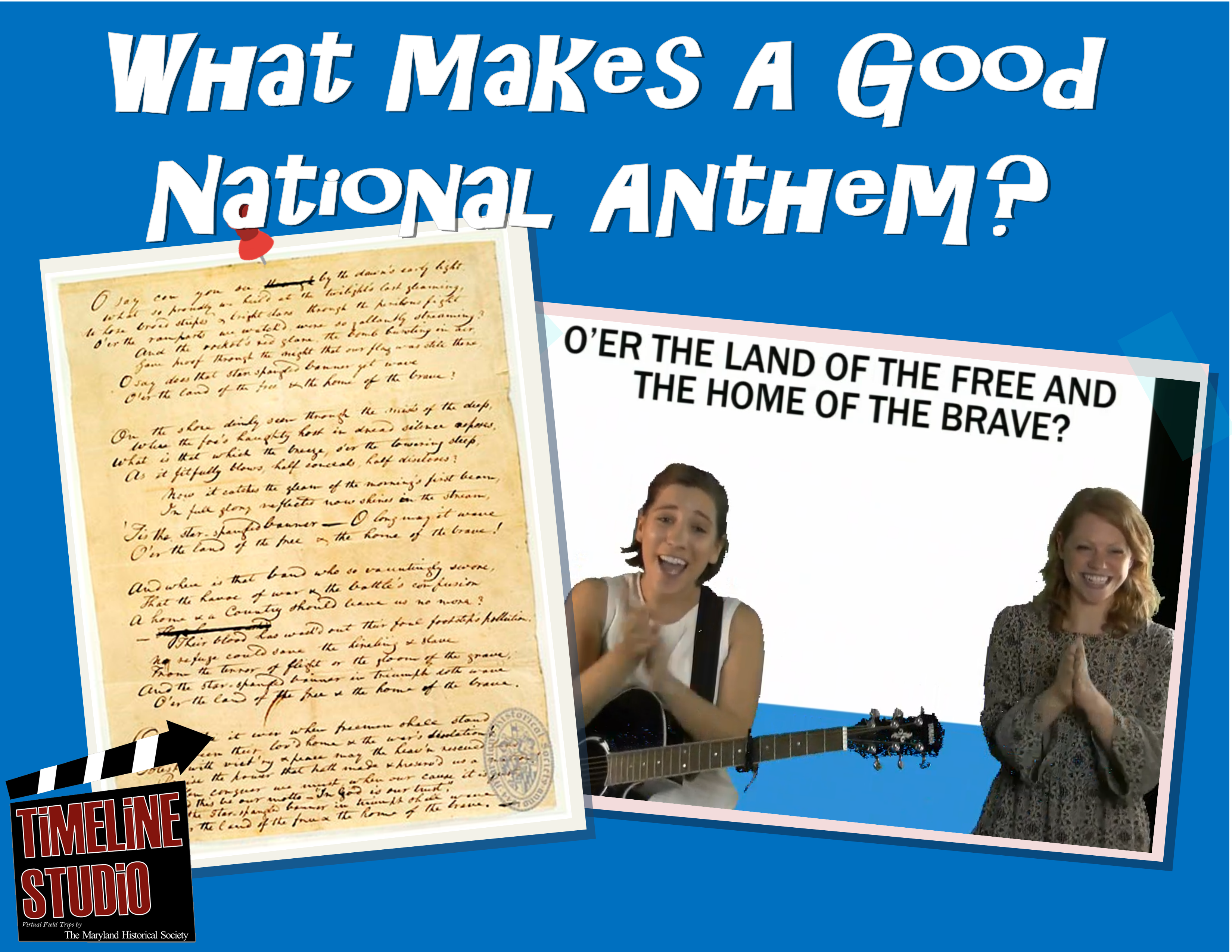 What Makes A Good National Anthem A Star Spangled
