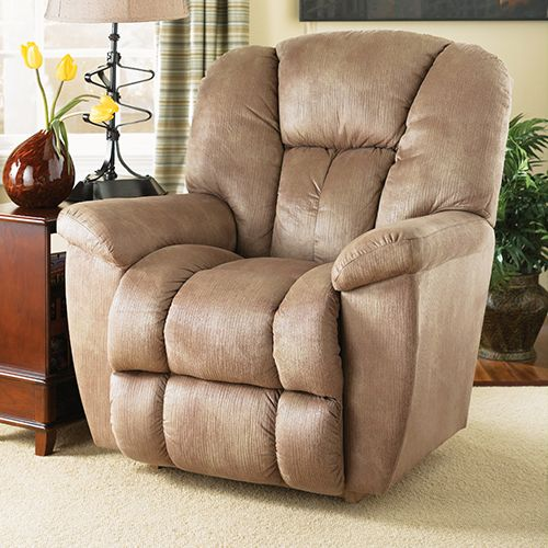 Maverick Rocking Recliner Round Sofa Chair Patio Chair Cushions Swivel Recliner Chairs
