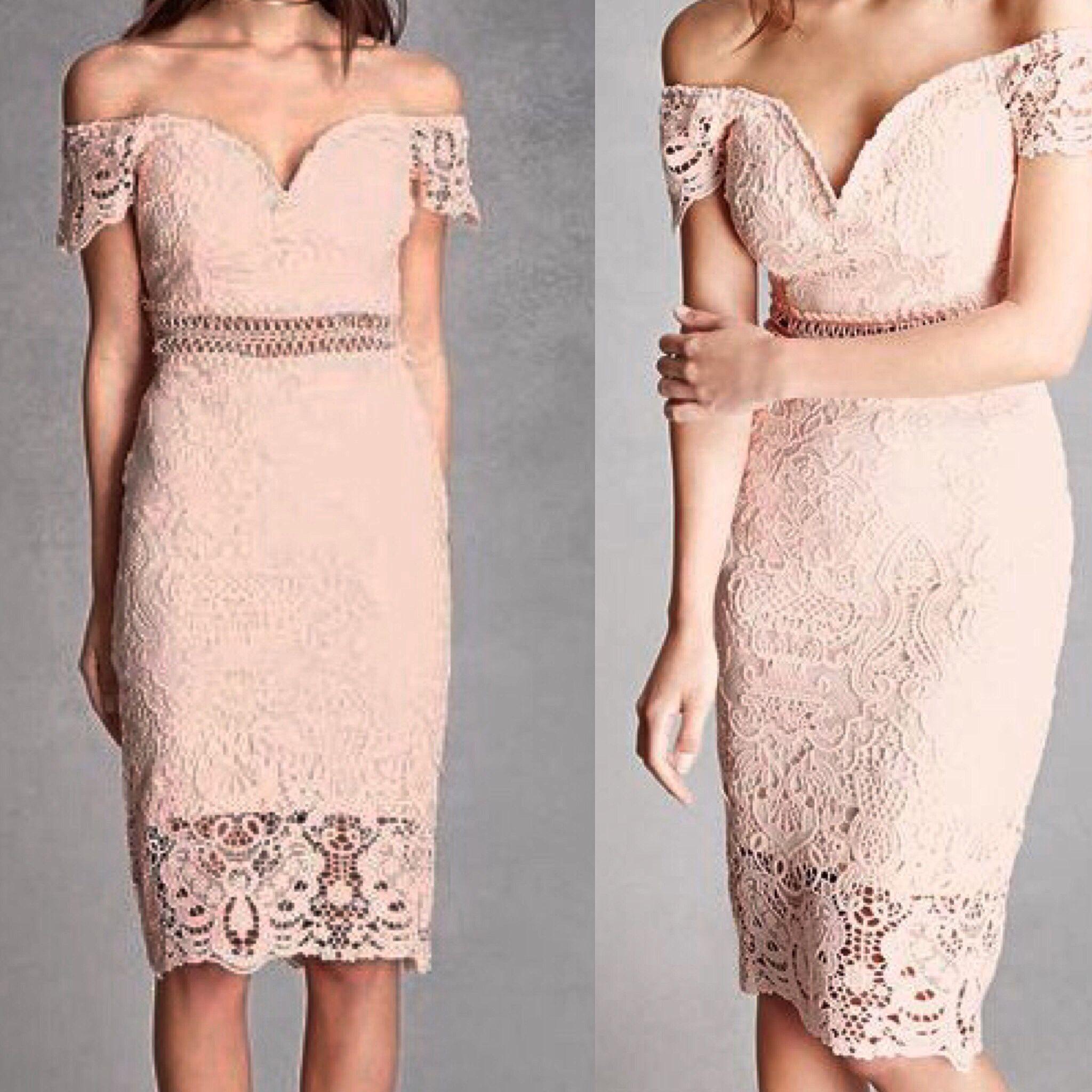 Vestido Soiéblu en guipur #modafeminina #fashion #fashion diaries ...