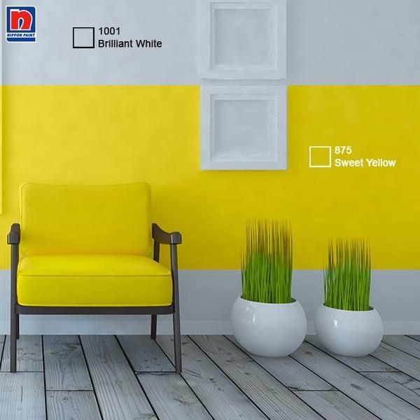 Warna Kuning Melambangkan Rasa Percaya Diri Dan Optimis Warna Yang Hangat Dan Indah Ini Mengajak Sahabat Nippon Paint Untuk Mendapatkan Warna Warna Cat Kuning