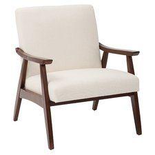 Mitte Des Jahrhunderts Modernen Akzent Stuhl