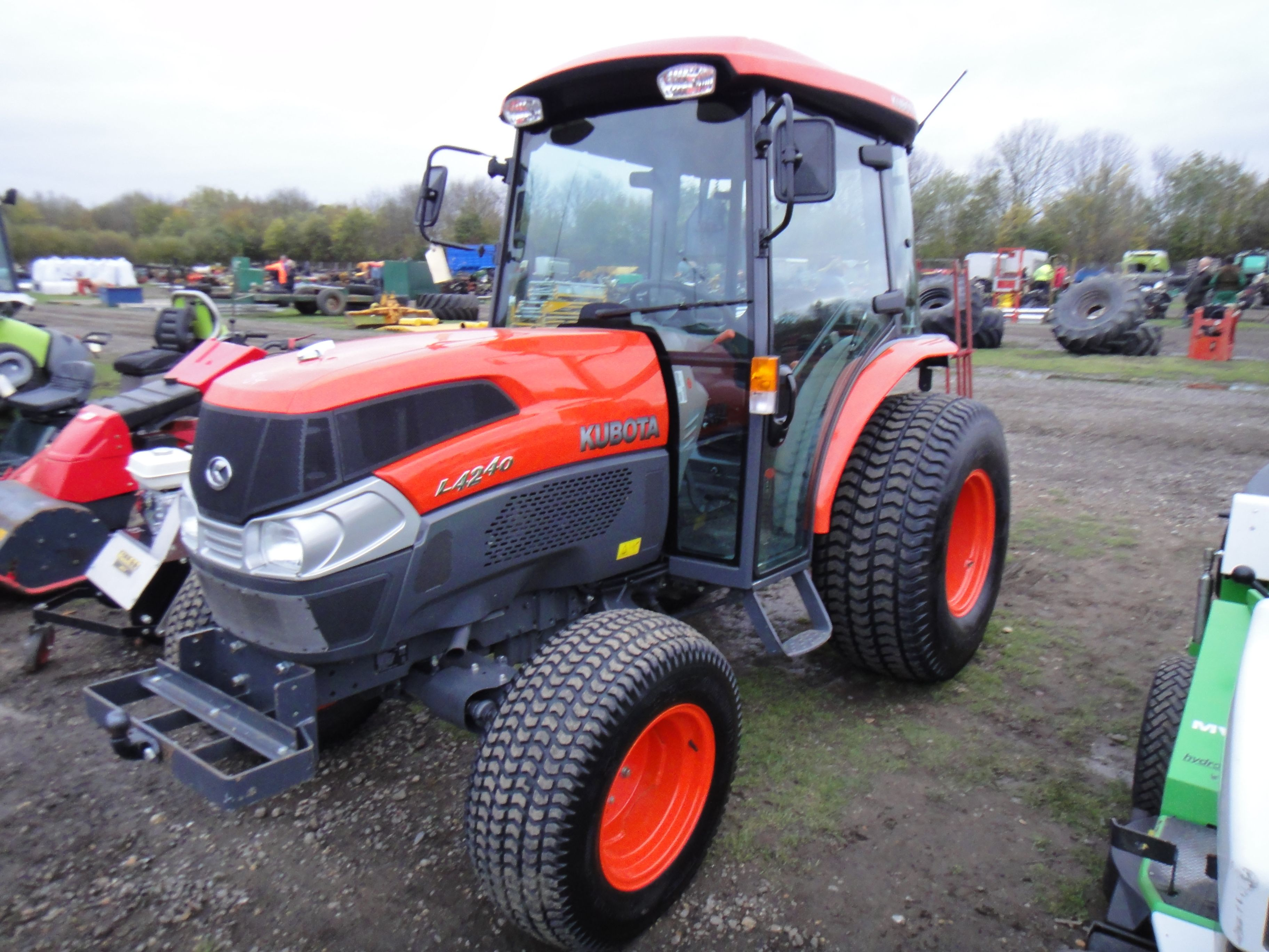 #kubota Tractor Dealers, White Tractor, Kubota Tractors, Farming, Manual,  Catalog