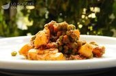 Photo of Stewed cuttlefish with peas-Seppie in umido con i piselli  S…