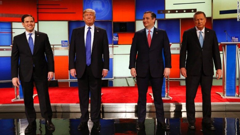 the most memorable insults and one liners from the gop debate