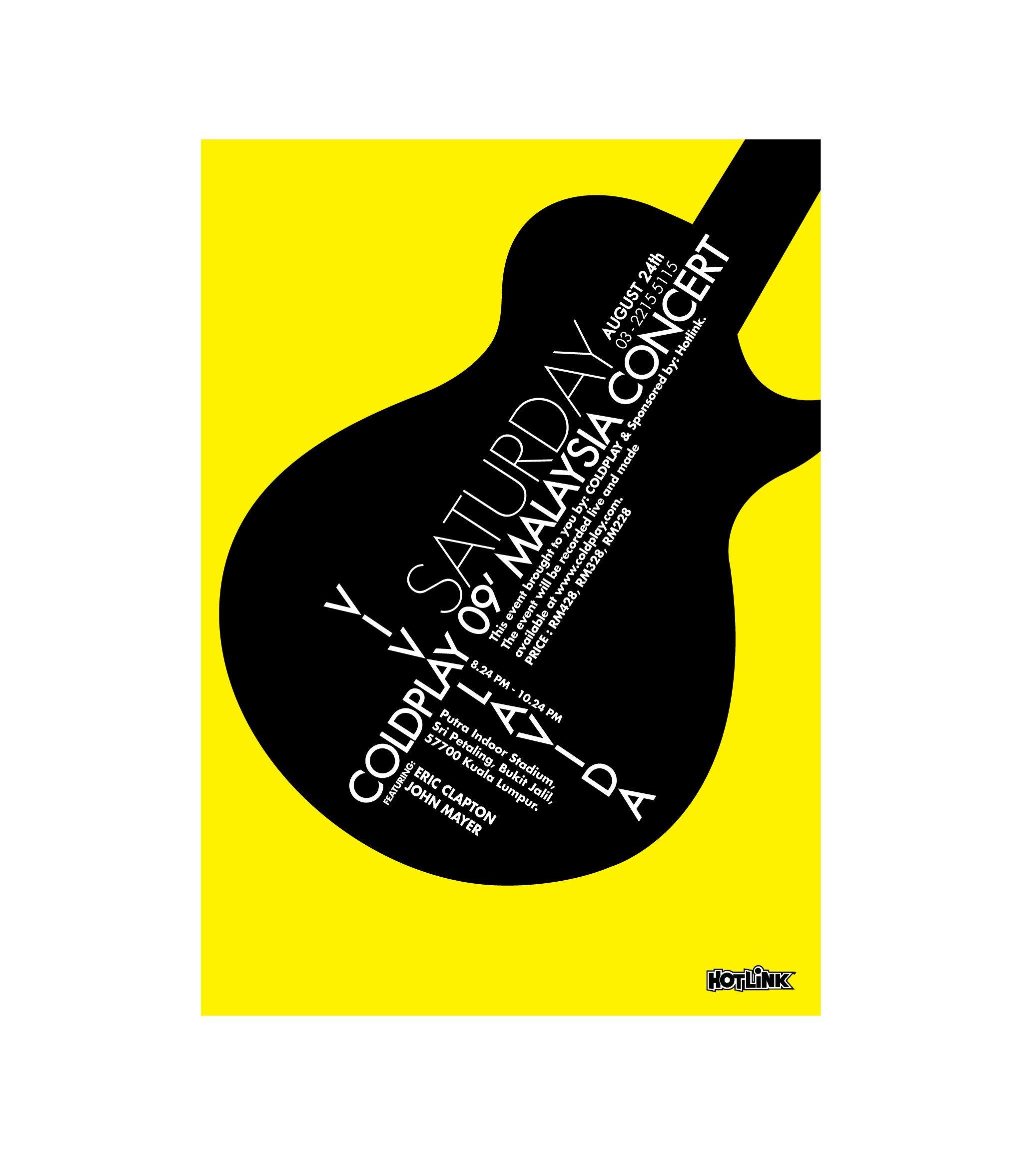 Design poster for concert - Guitar Graphic Art Google Search Event Postersband Postersconcert