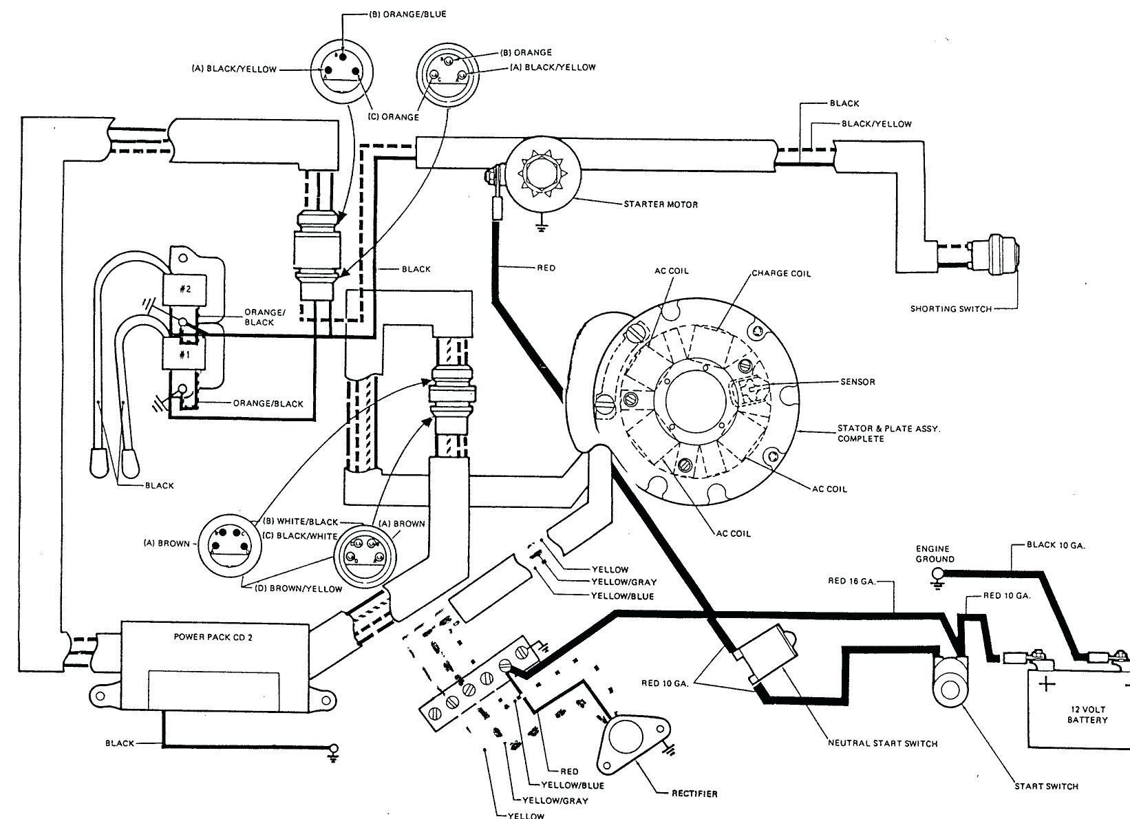 Holley Electric Choke Wiring Diagram In