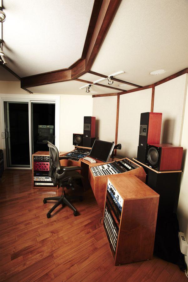 Mastering Studio Control Room Home Studio Setup Home Studio Music Recording Studio Home