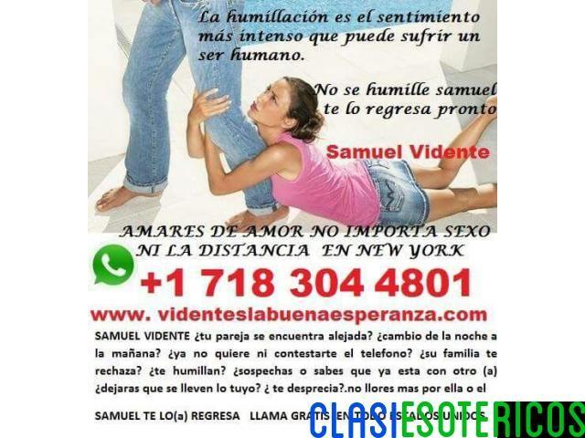 EVITA SEPARARTE DE TU PAREJA AMARRES DE AMOR CON VIDENTE SAMUEL. WHATSAPP +17183044801 #CLASIESOTERICOS #SPELLS https://goo.gl/jyH76X