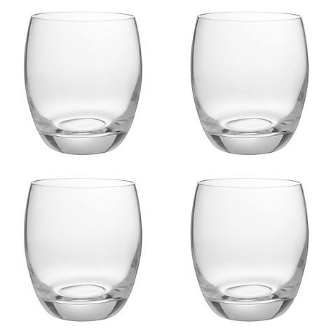 John Lewis Amp Partners Vino Tumblers Set Of 4 320ml For