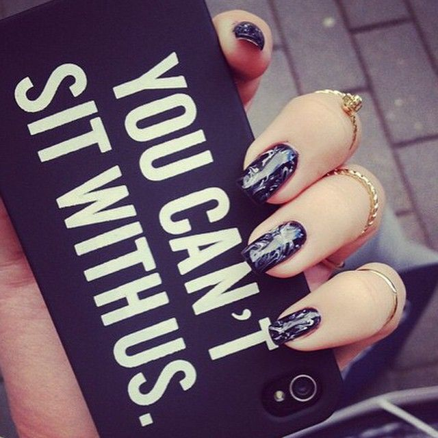 Badass nail art phone cover image via weheartit loree bloom badass nail art phone cover image via weheartit prinsesfo Images