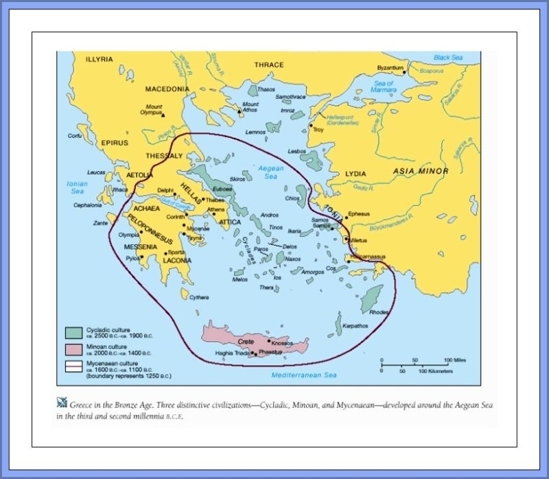 Genetic Origins of Minoans and Mycenaeans [Archive] - Eupedia Forum