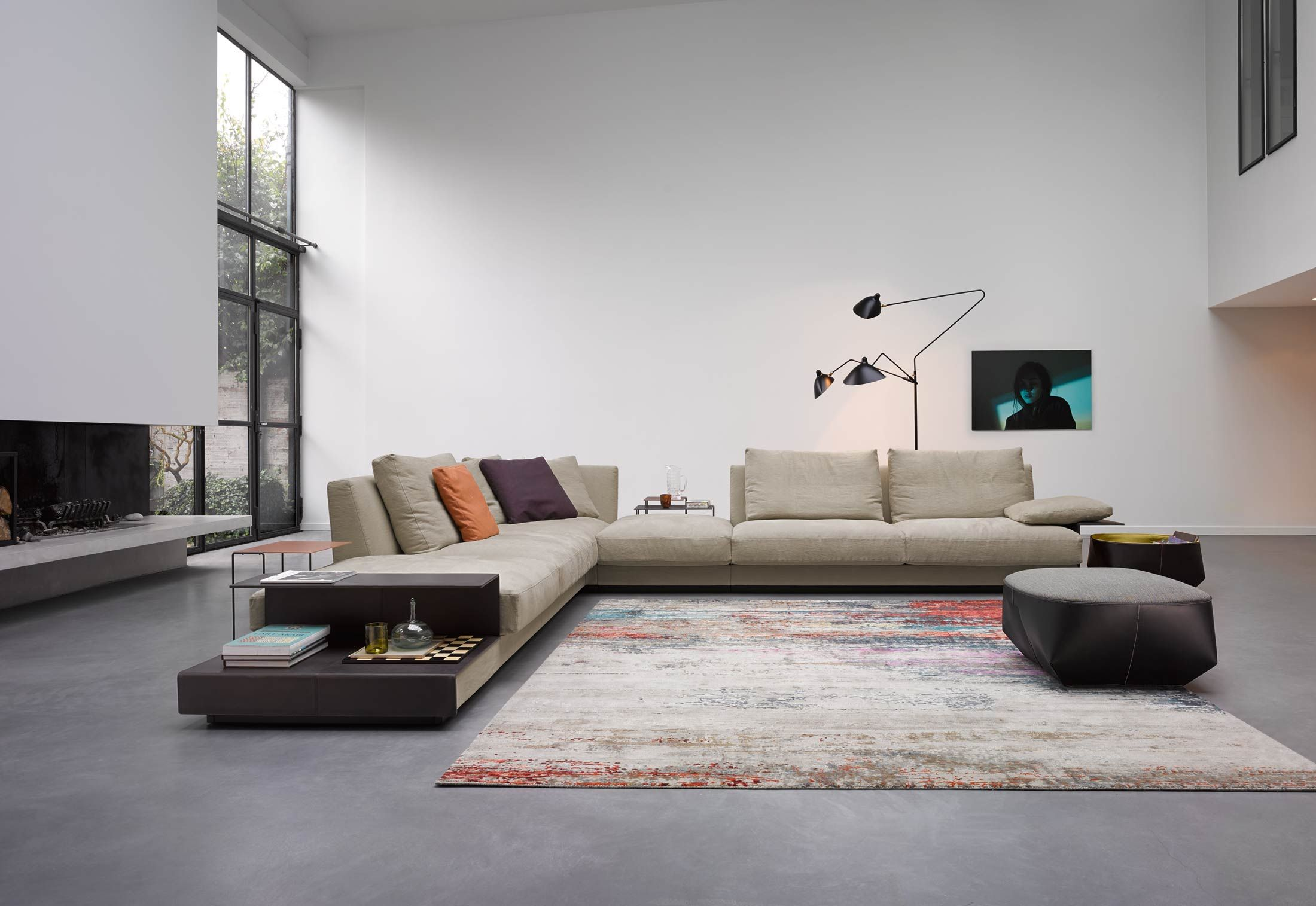 Grand Suite By Walter Knoll Sofas Design At Stylepark Knoll Furniture Walter Knoll Sofa Contemporary Furniture Design