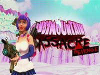 Candy Mountain Massacre 3: Revenge - is a great, colorful and #cruel 3d #shootinggame.
