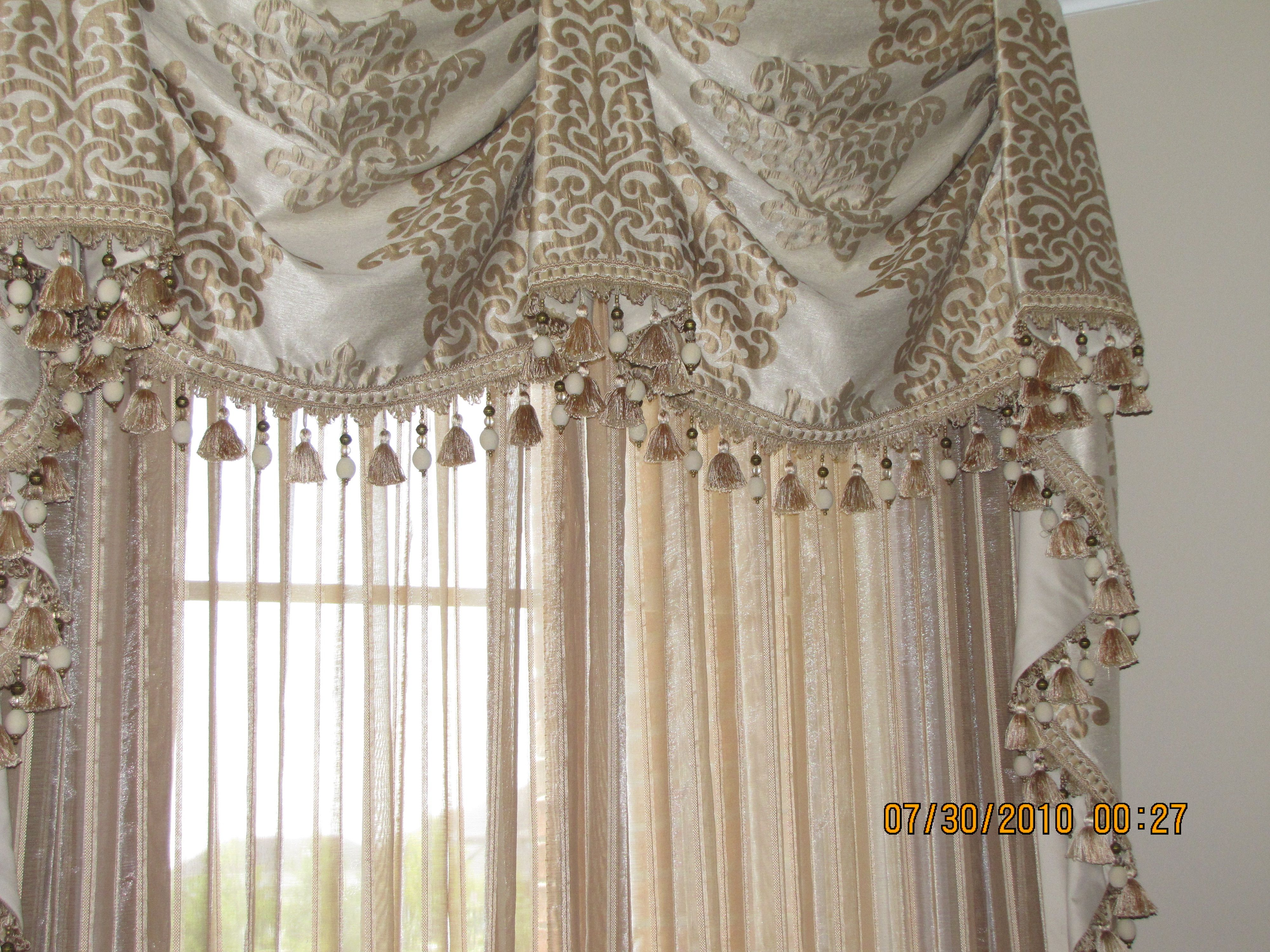 Traditional Window Treatments By Soulscape Interiors Inc