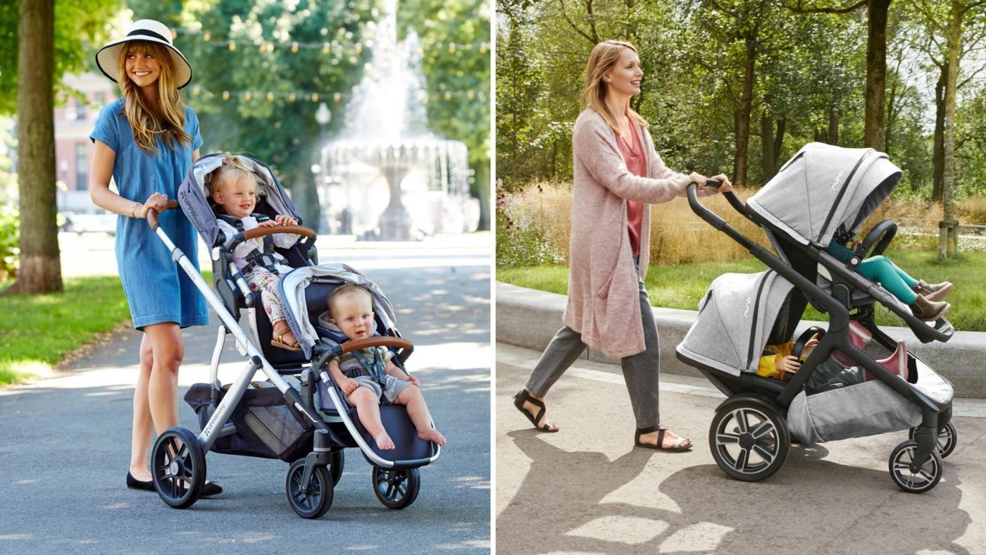 UPPAbaby VISTA V2 vs. Nuna Demi Grow Stroller Comparison