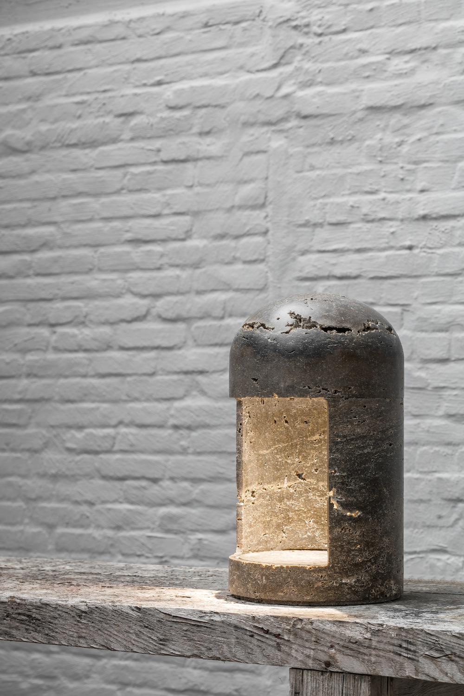 Vault Lamp In 2020 Concrete Light Concrete Lamp Lamp
