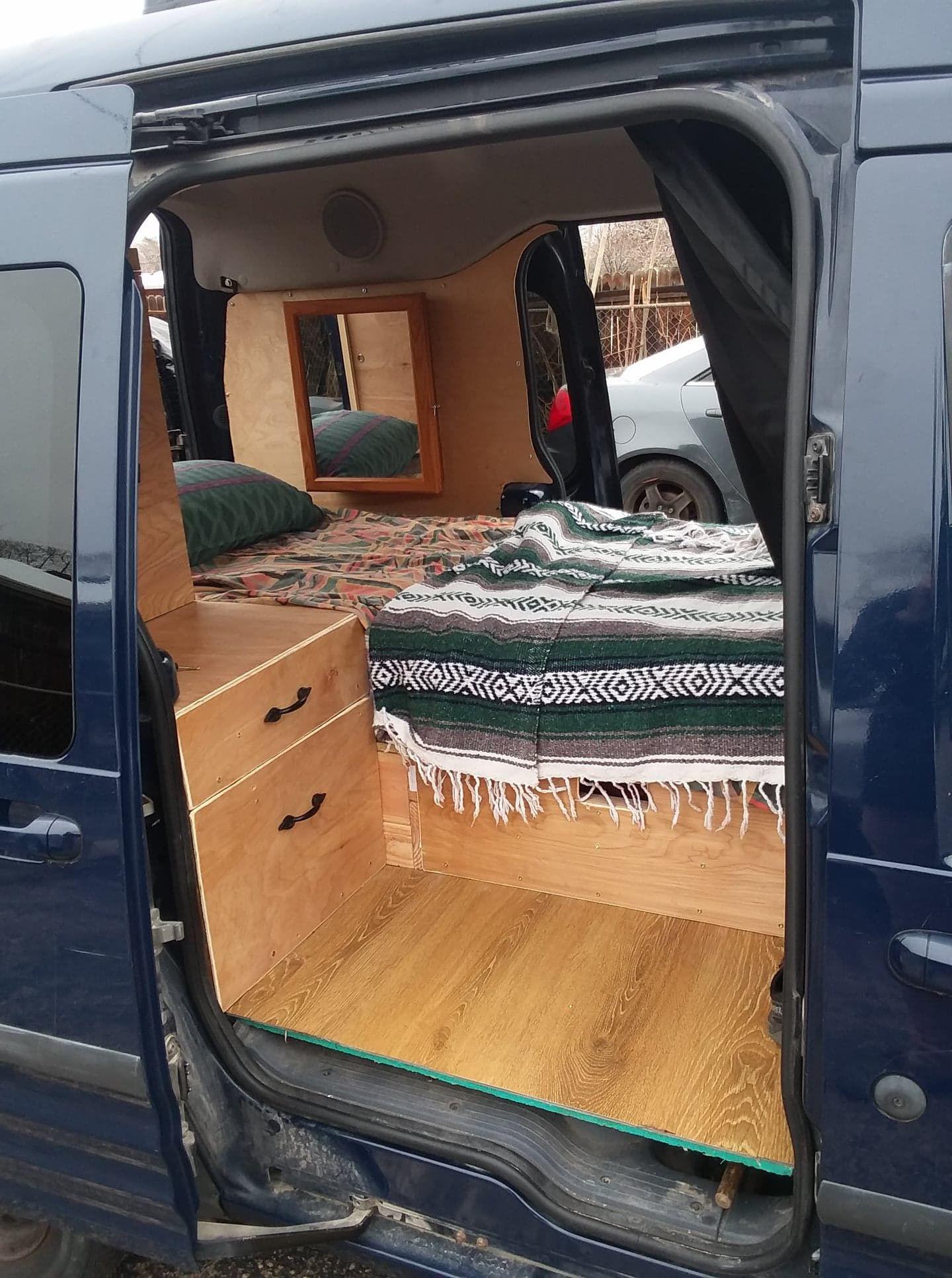 Pin On Cargo Van Conversion