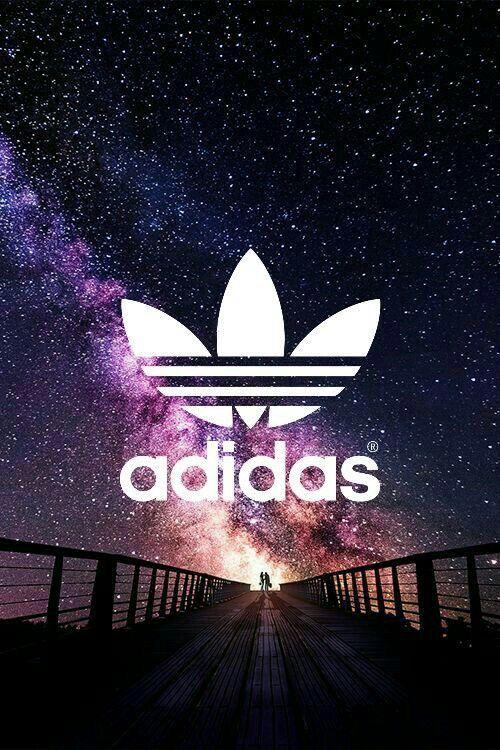 Agente de mudanzas utilizar educación  Espacio.   Adidas logo wallpapers, Adidas wallpapers, Adidas wallpaper  iphone