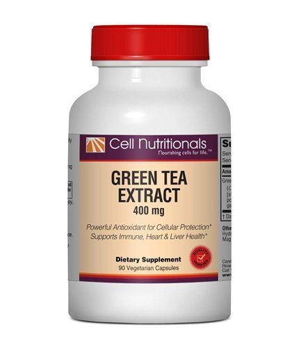 Green Tea Extract, 400mg, 90 Veg Capsules (Standardized to 98% Polyphenols, 50% EGCG) by Our Health Co-op, Inc.. $9.97. Green Tea Extract Green tea has been used for over 5,000 years for pain, digestion, mood maintenance, immune enhancement, detoxification, energy enhancement, and anti-aging. Unlike black and oolong teas, green tea does not endure a fermentation process and thus retains a host of beneficial phytonutrients. Specifically, green tea contains high co...
