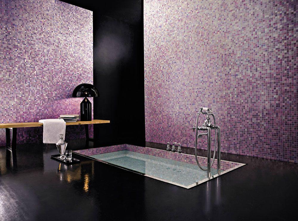 Mosaico miscele kyoto bisazza mosaico pinterest for Bisazza bathroom ideas