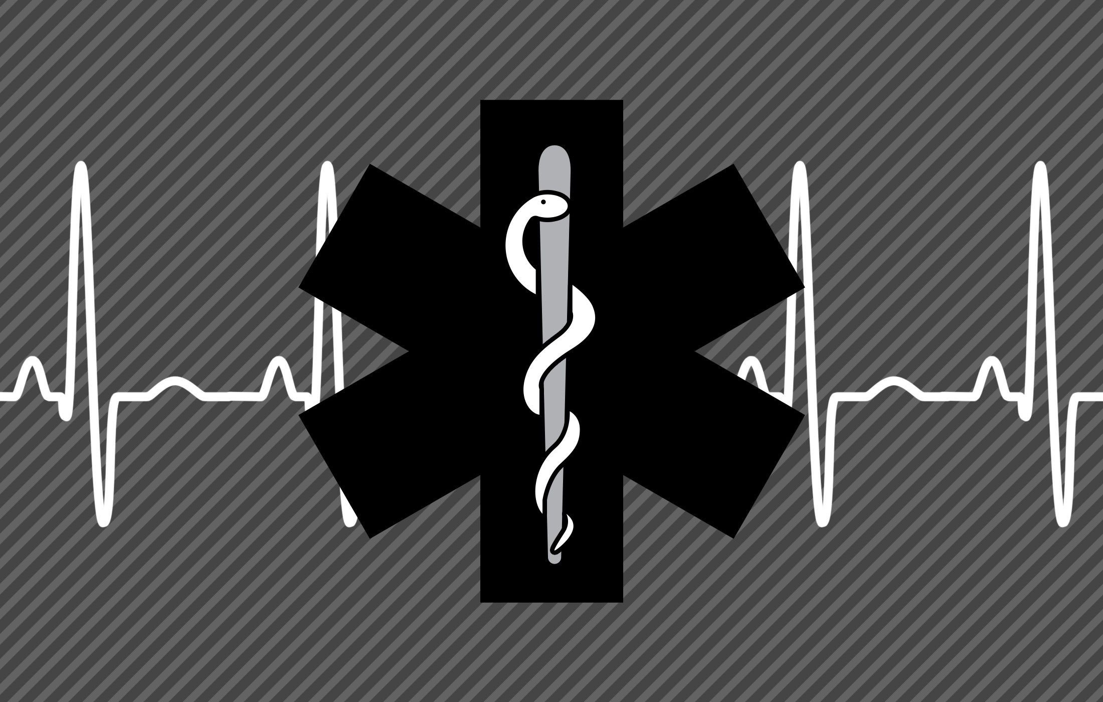 2200x1400 Go Back Images For Emt Wallpaper Ems Tattoos Emergency Medical Responder Emt Paramedic