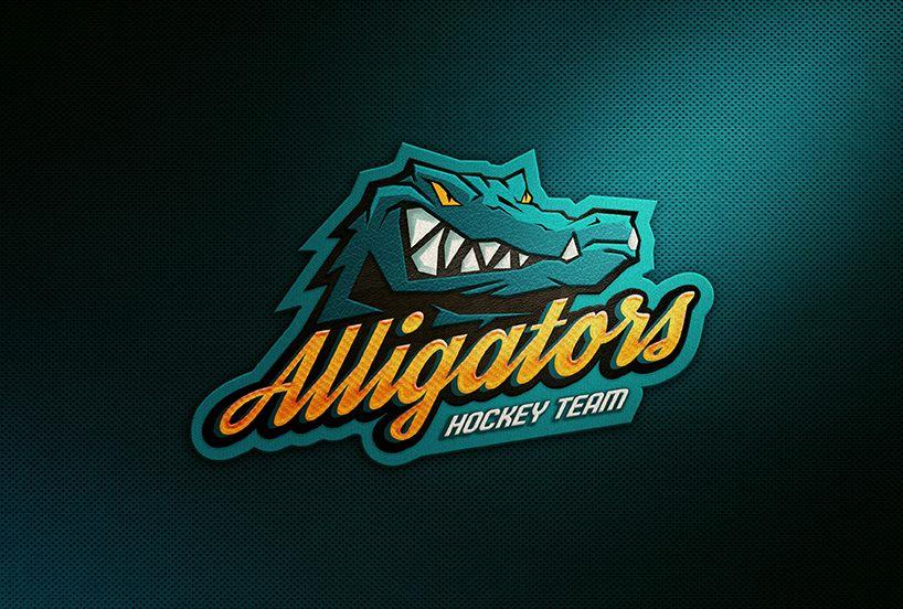 Alligator Logos Quiz Alligators Hockey Team...
