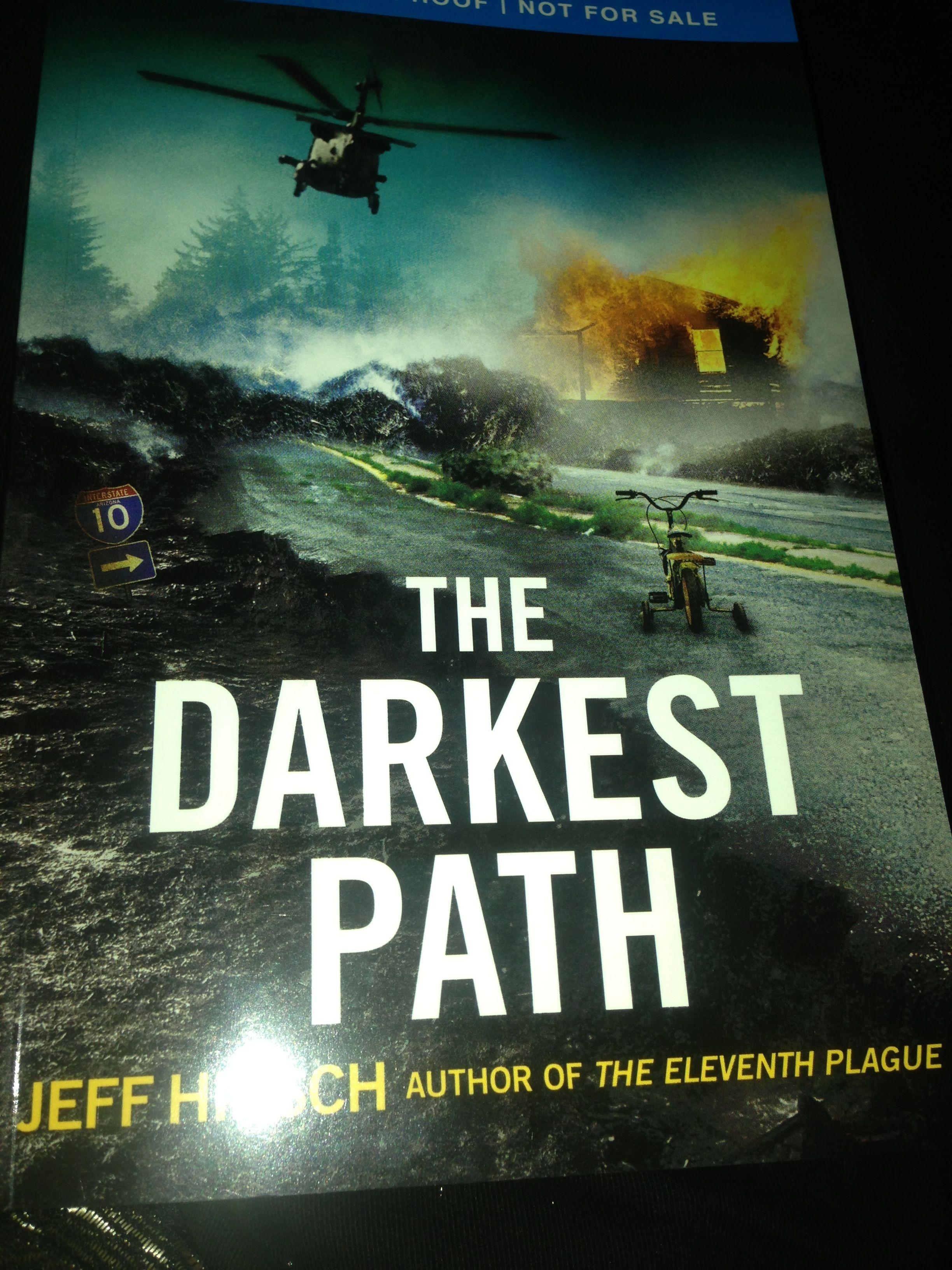 Darkest path by jeff hirsch book worth reading the