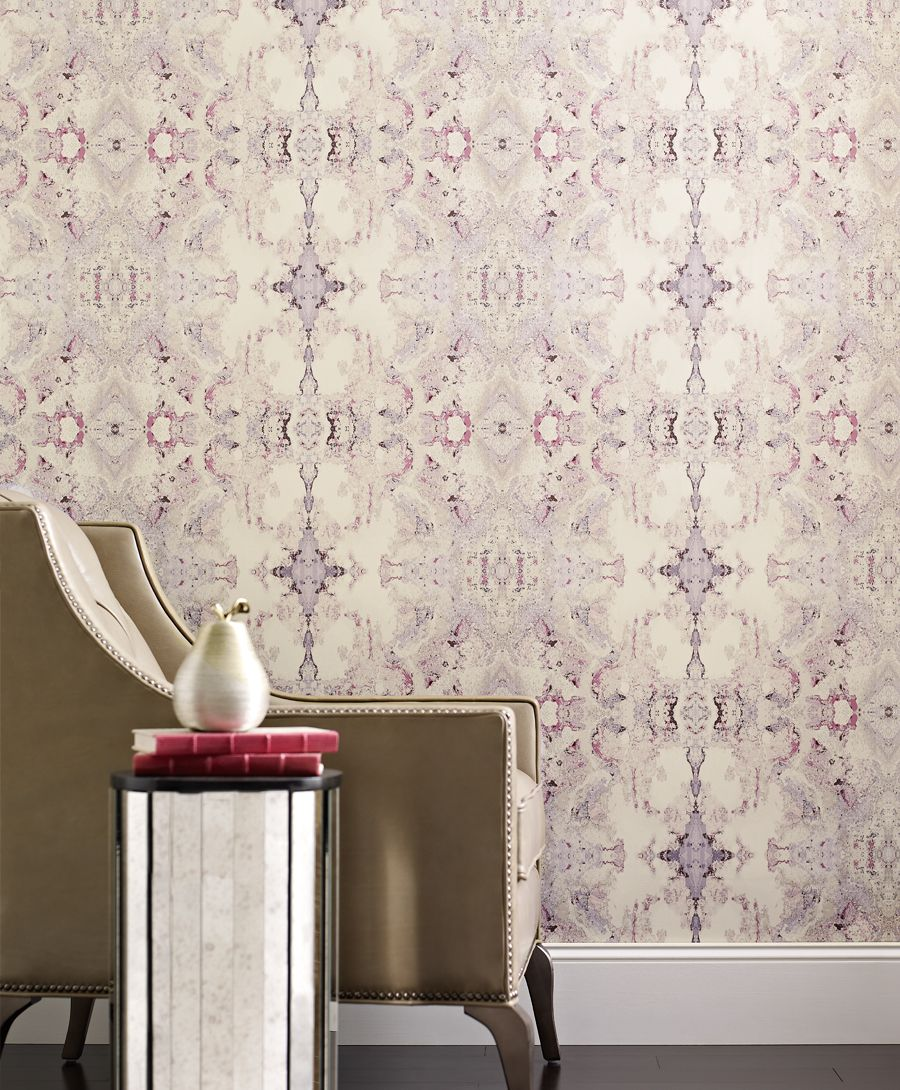 York Wallcoverings Inner Beauty, Modern Luxe Collection